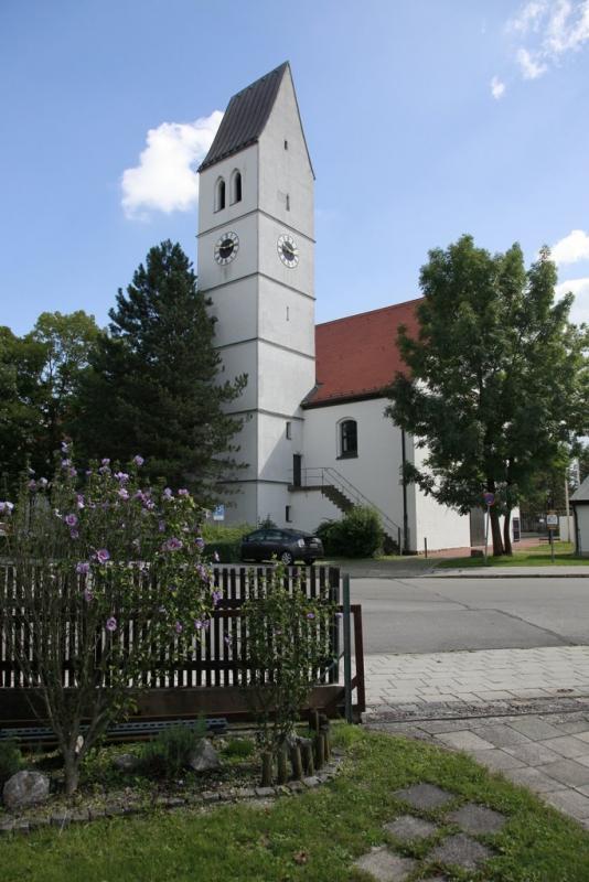 Kath. Pfarrgemeinde St. Peter und Paul Trudering