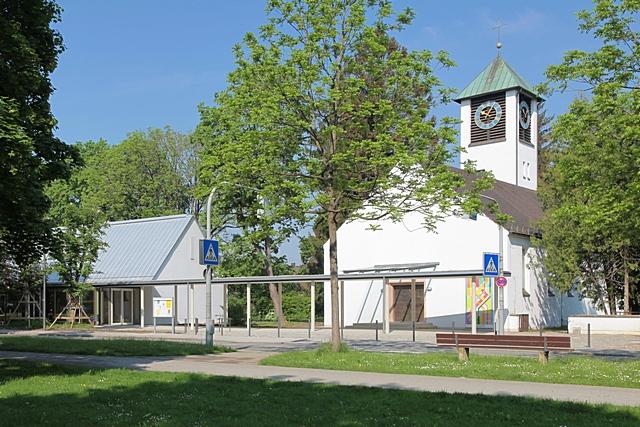 Evangelische Friedenskirche Trudering